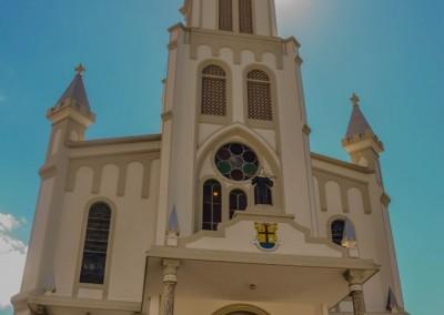 Portfólio de Agosto - Jessé Alvarenga - Igreja Santa Rita